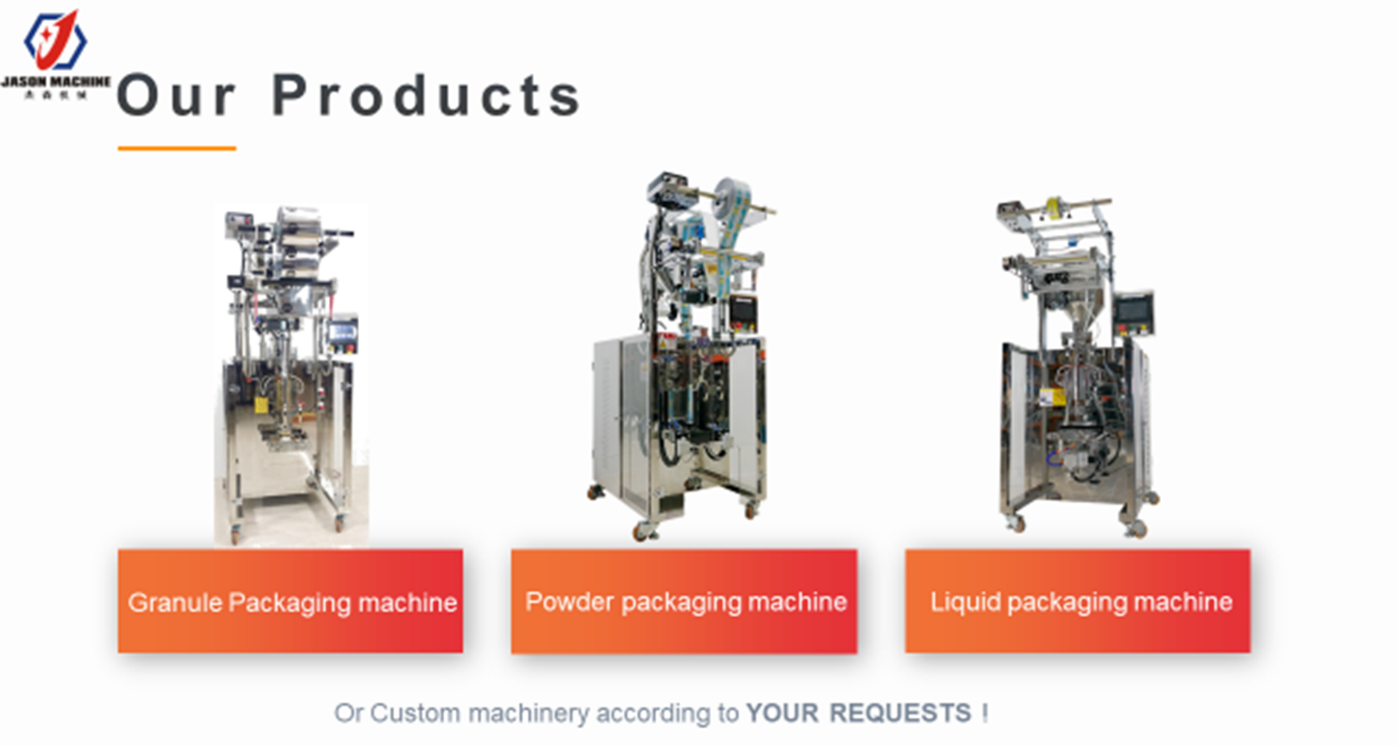 The Concept of Automatic Flexible Packaging Machines