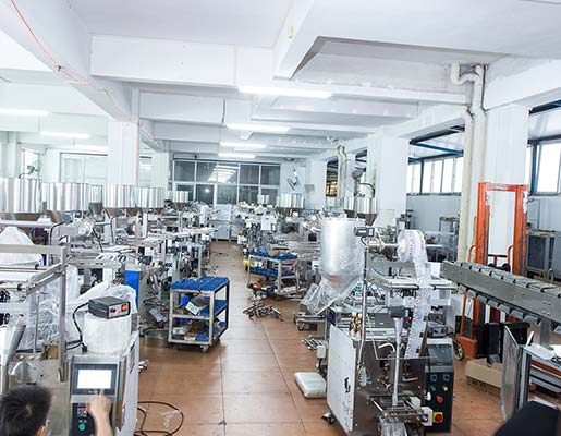 Jason Packaging Machinery Factory