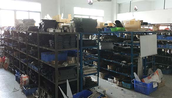 Accessories Processing Center