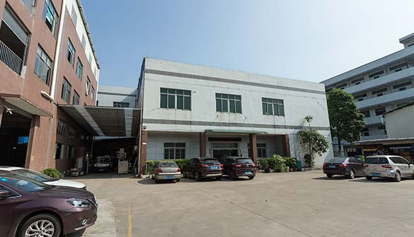 Foshan Jason packaging Machinery Co., Ltd. is located in China Machinery Center