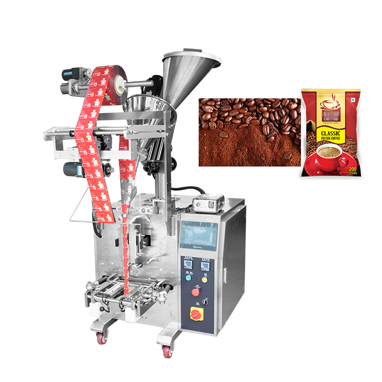 Full automatic coffee powder milk powder packaging machine