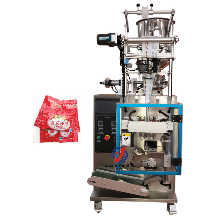 Automatic ketchup packing machine price