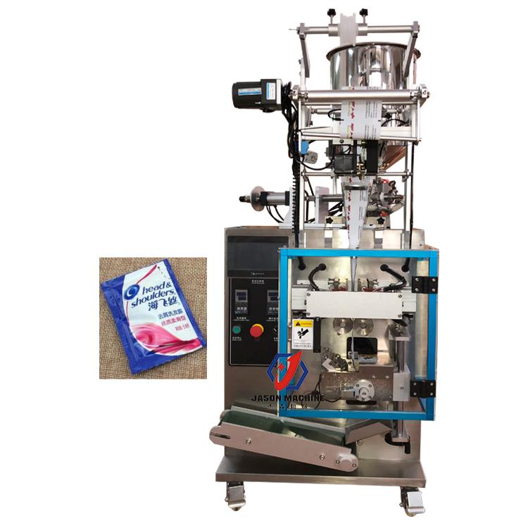 Automatic Liquid Packing Machine for Small Plastic Bag of Shampoo