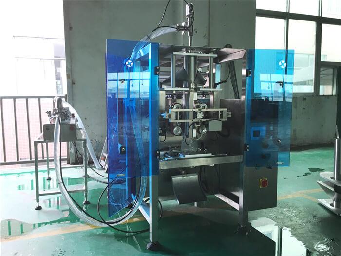 Sachet full auto ghee oil packing machine price