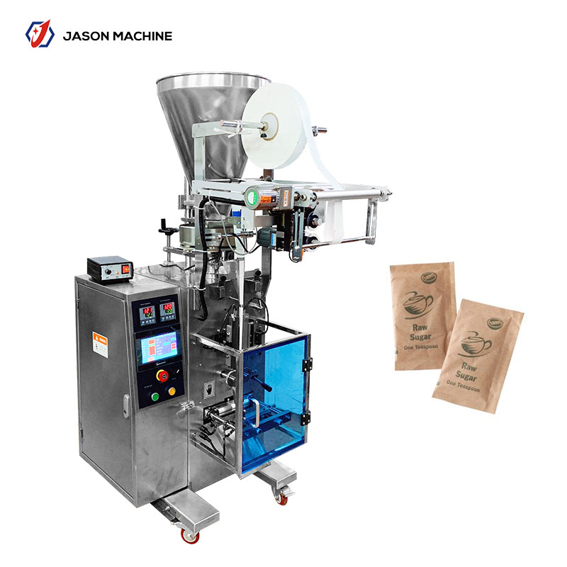 Automatic vertical machine for packing sugar 5g