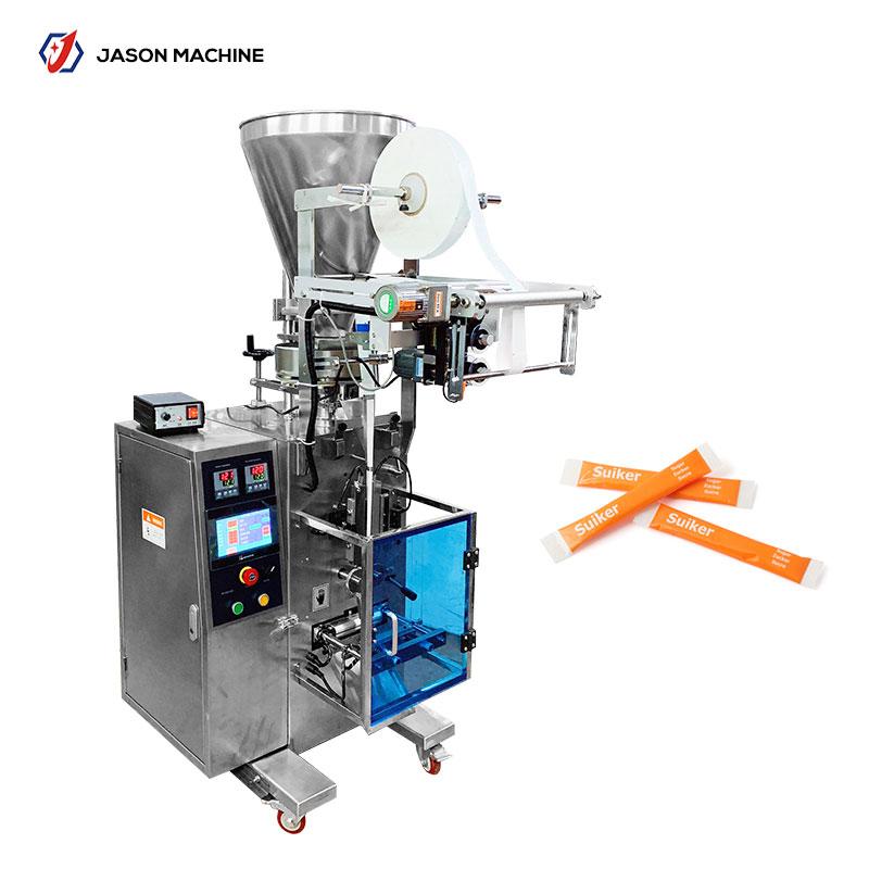 High quality  3g 5g 7g stick sugar packing machine price