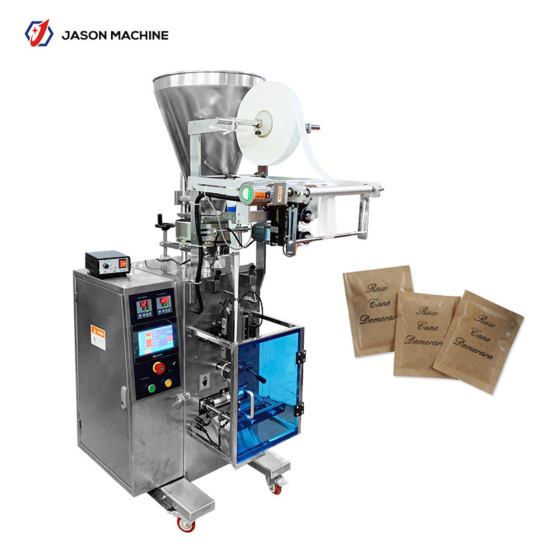 Small sugar and salt packaging machine automatic