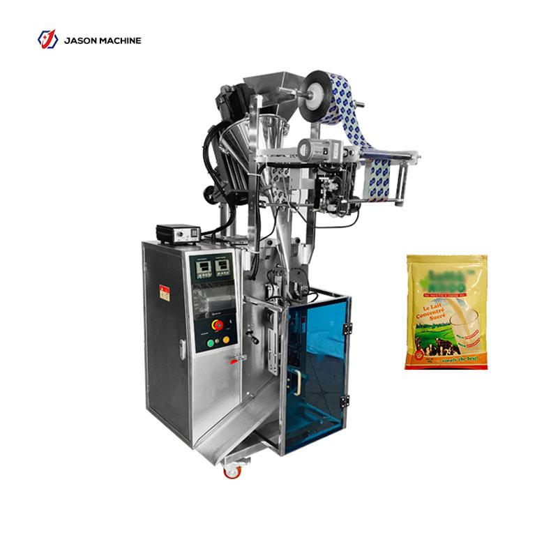 Sachet milk powder cocoa powder packing machine