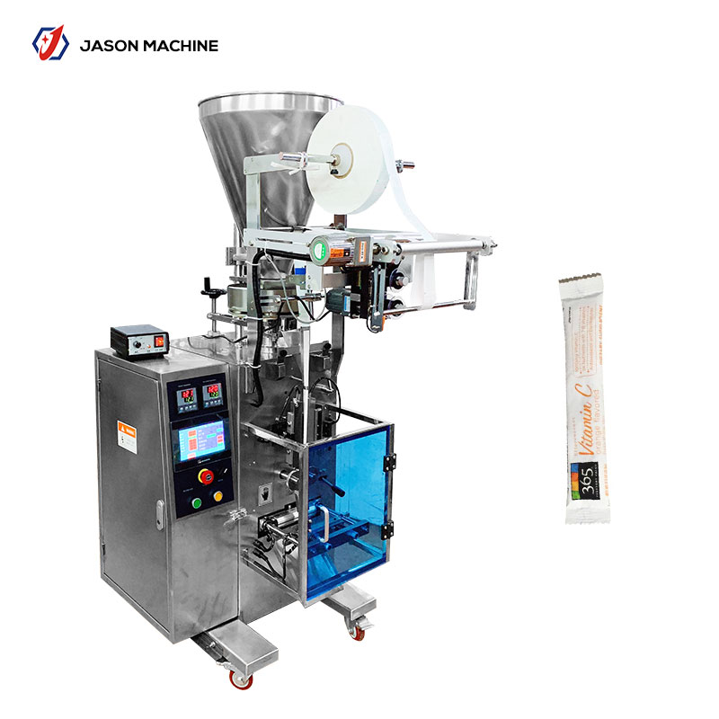 Automatic 5g mini bag sugar salt packing machine with printable date