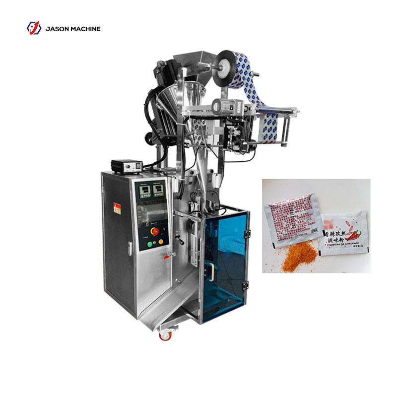 10g Spice powder/seasoning powder automatic pouch packing machine