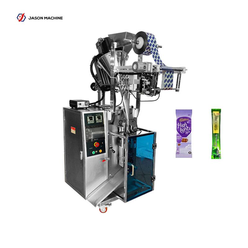 Automatic coffee powder milk powder stick packing machine price
