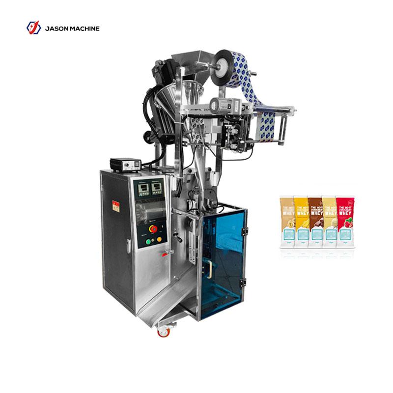 Automatic chocolate protein powder stick packing machine price
