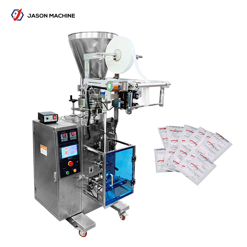 Automatic small vertical spice and salt packing machine