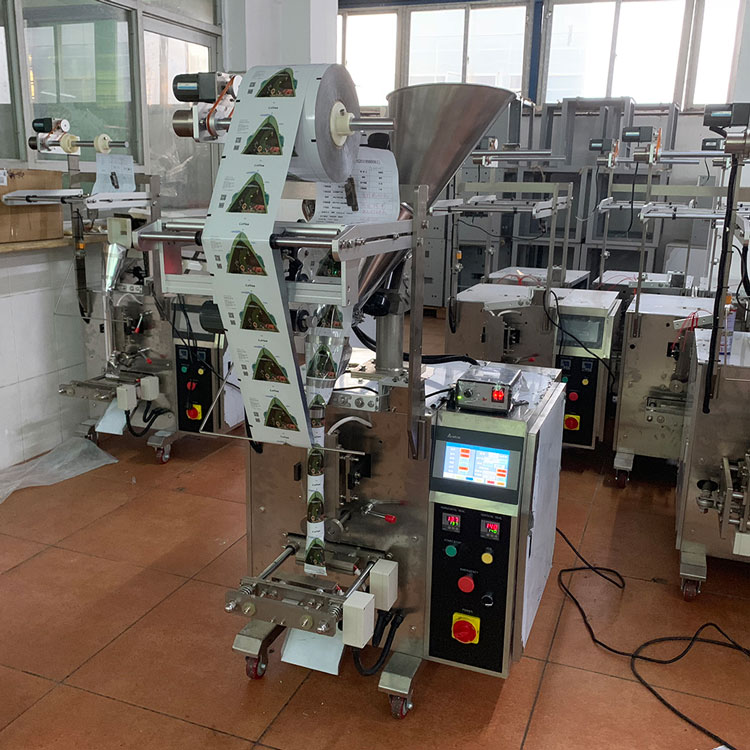 Automatic vertical cinnamon powder ginger powder spices powder packing machine