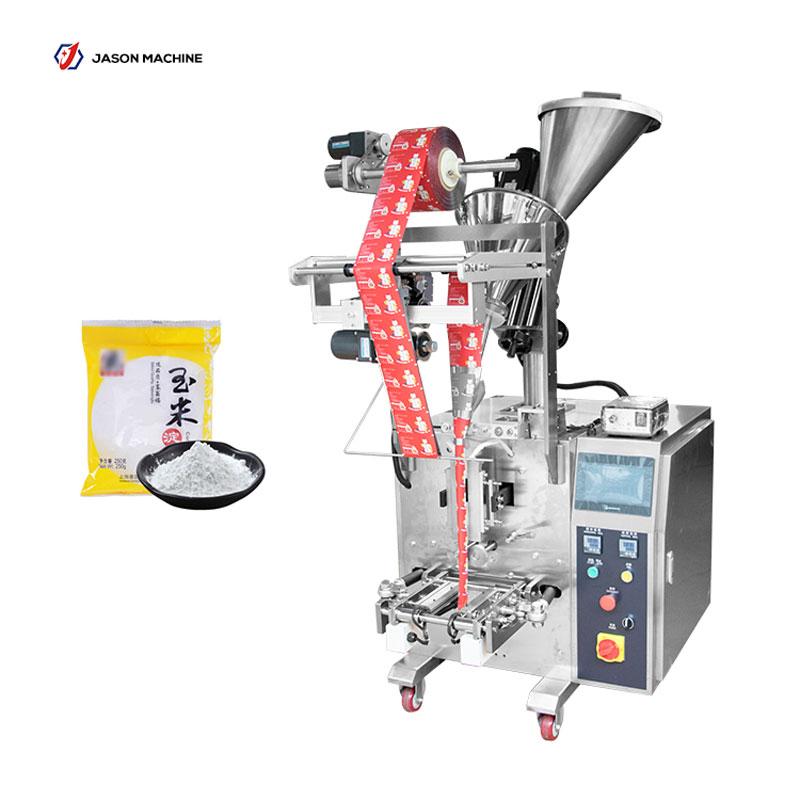 50g 100g 200g automatic wheat flour corn flour packing machine