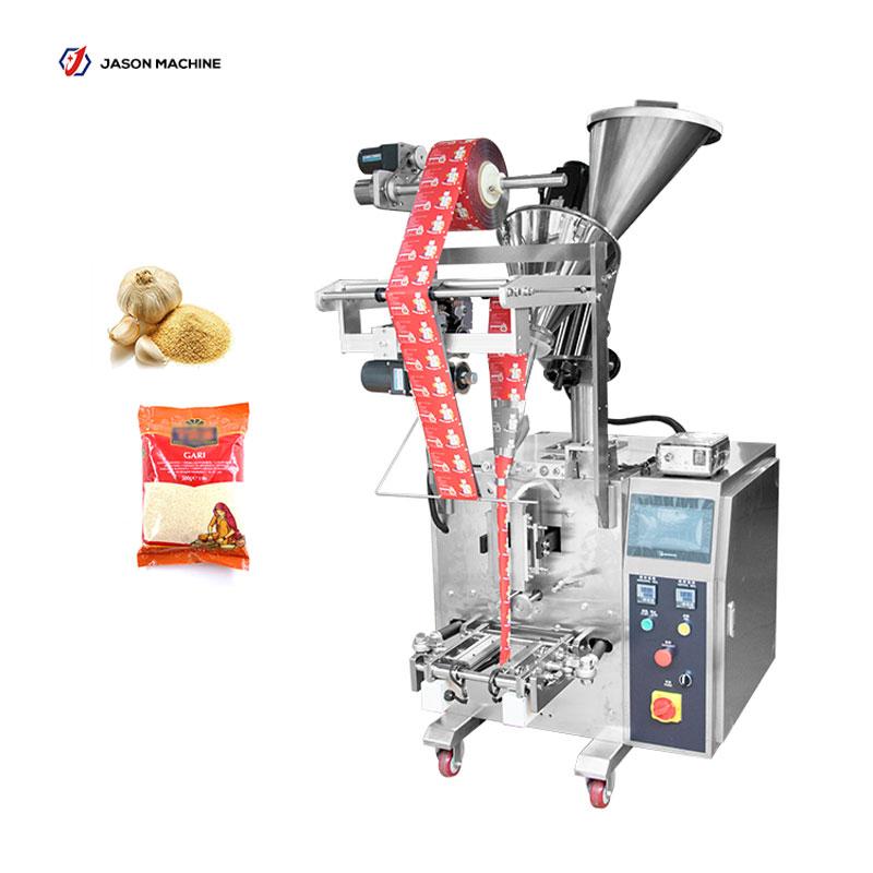 Easy operation automatic turmeric powder chilli powder garlic powder packing machine packing machine