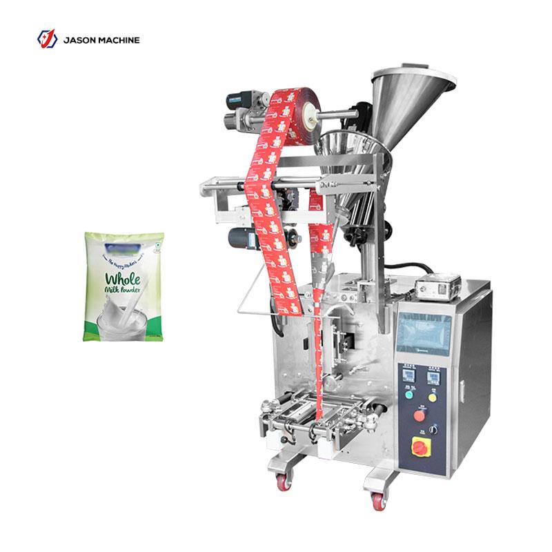 Automatic small bag packaging milk powder coffee powder packing machine