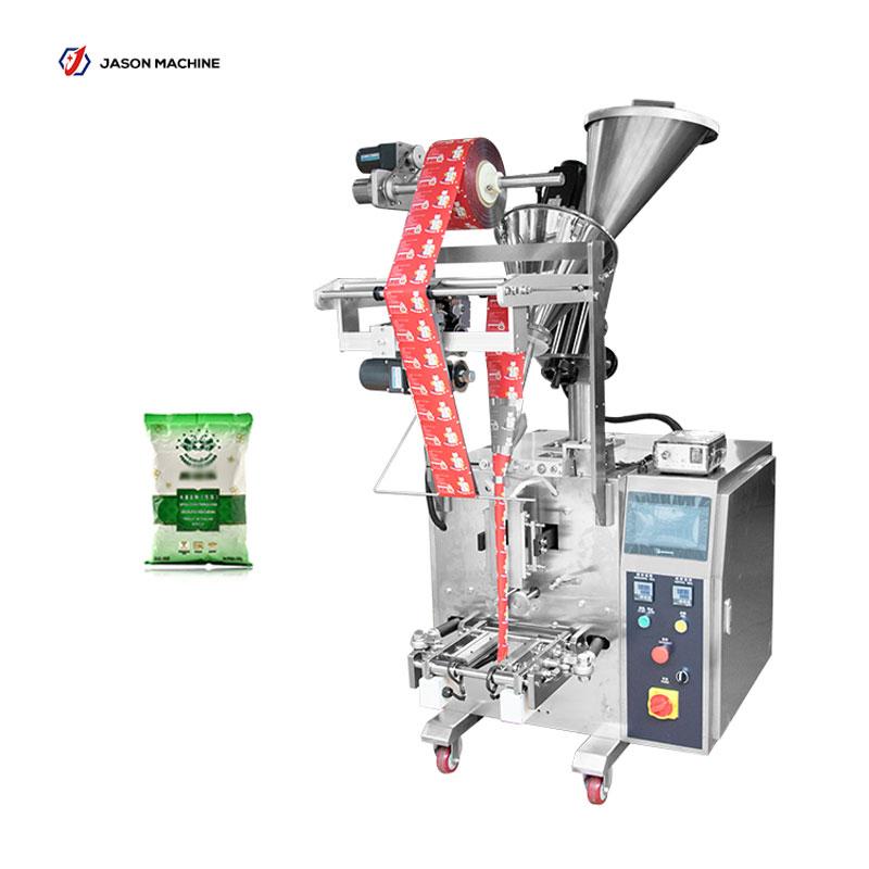 Automatic plastic bag corn cassava flour packing machine