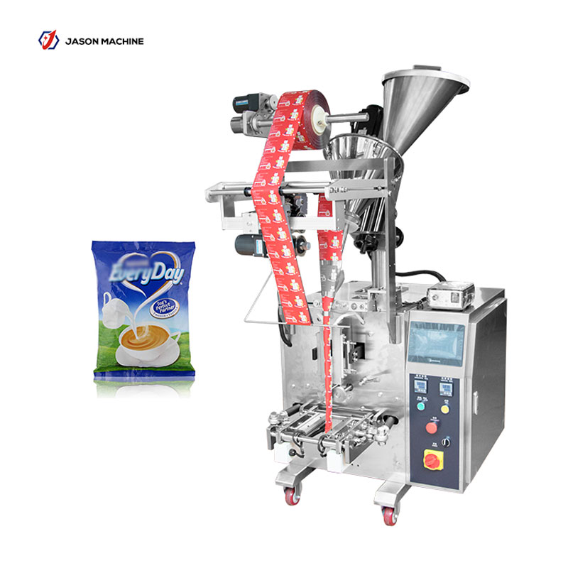 Automatic powder filling and sealing machine milk powder spices powder packing machine