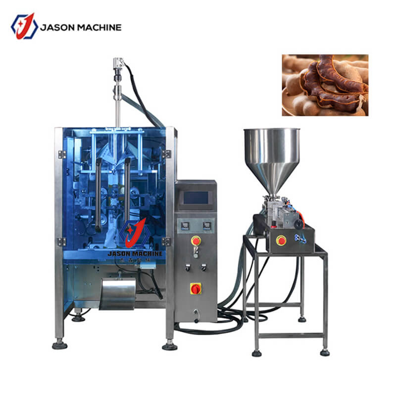 Automatic tamarind sauce sachet packing machine price