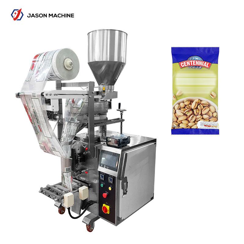 Fully automatic snacks/cashew nut/peanut packing machine