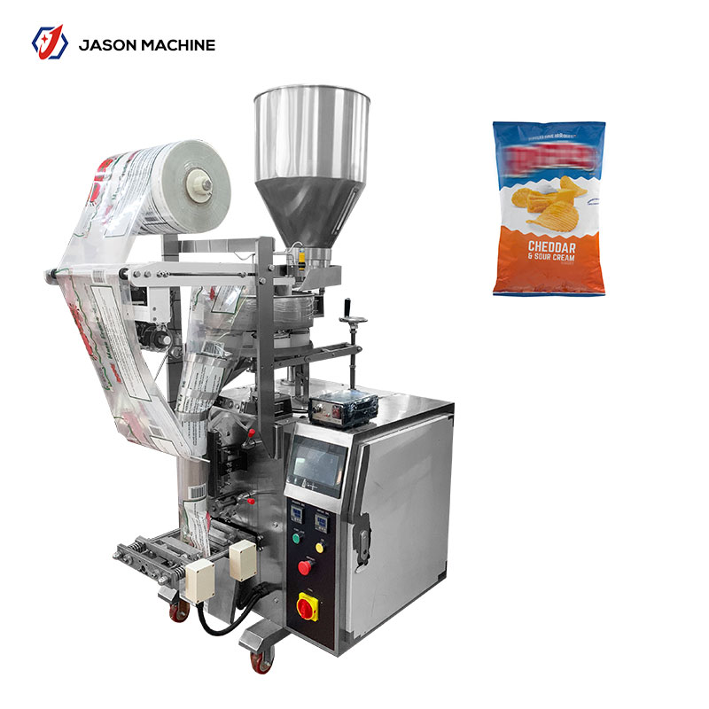Automatic little biscuits small cookie packaging machine