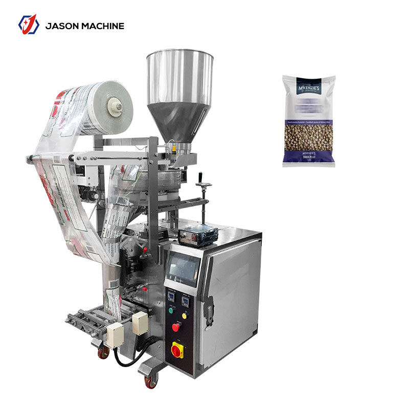 Automatic chocolate bean packing machine with factory price