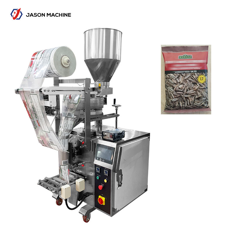 vegetable seed and corn seed plastic bag packing machine