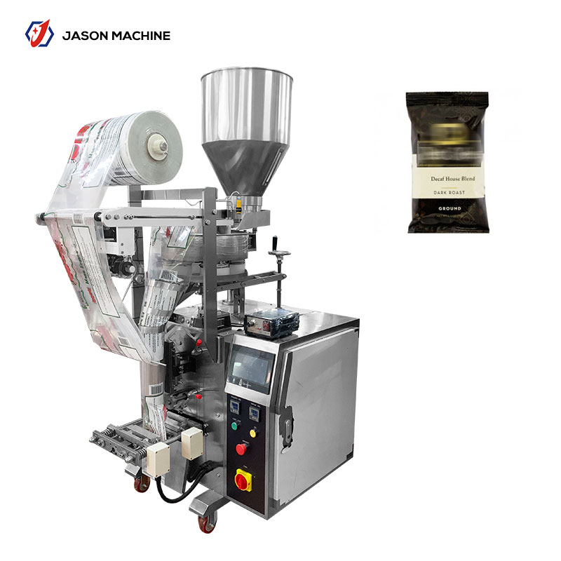 Factory automatic sachet microwave popcorn packaging machine nitrogen filling