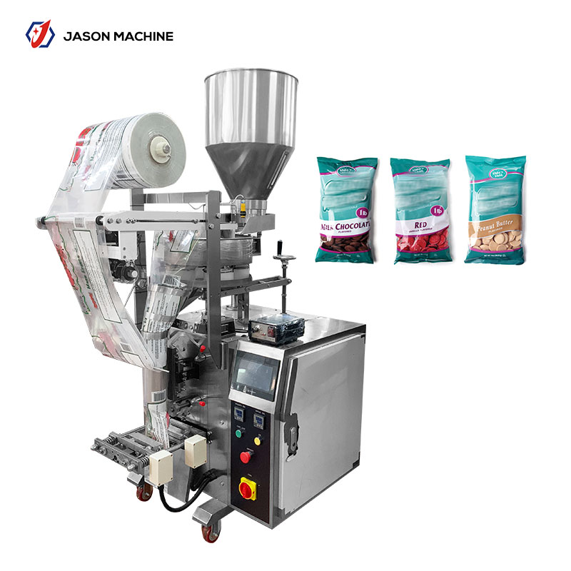 New design high speed multi function pistachios nuts filling and packing machine