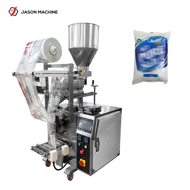 Automatic 200g iodized salt packing machine price