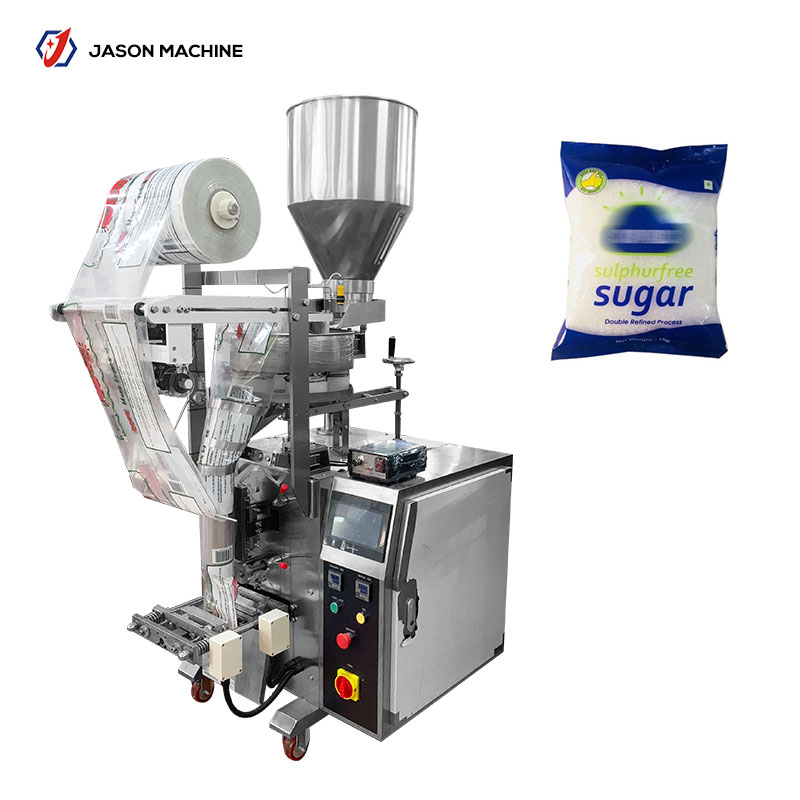 Automatic pillow bag 200g salt packing machine price