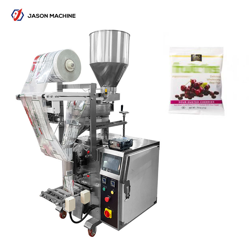 Automatic microwave popcorn/cashew nut/potato chips packing machine price