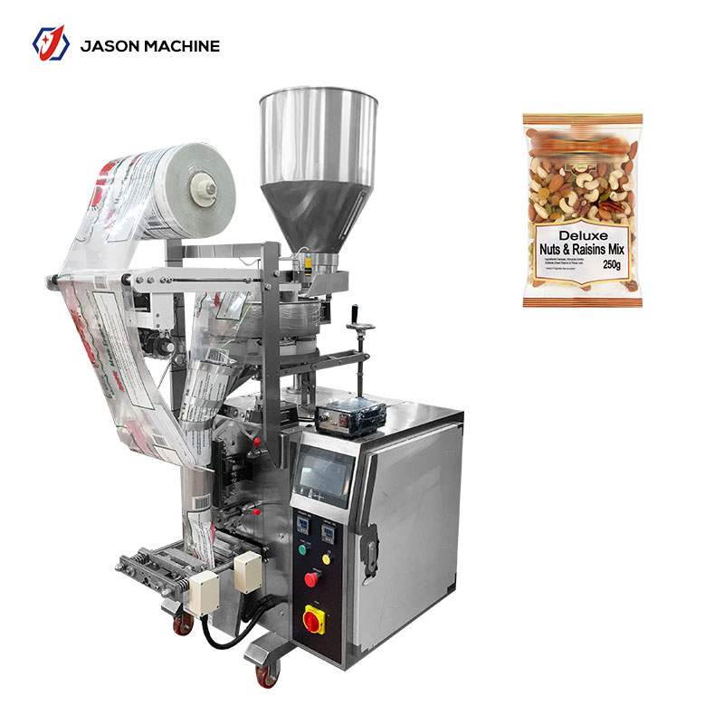 Low price nuts and dried fruits packing machine automatic bag