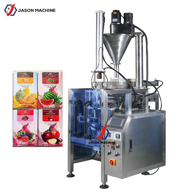 Fully Automatic 50g 150g 200g Tobacco Shisha Packing Machine Price