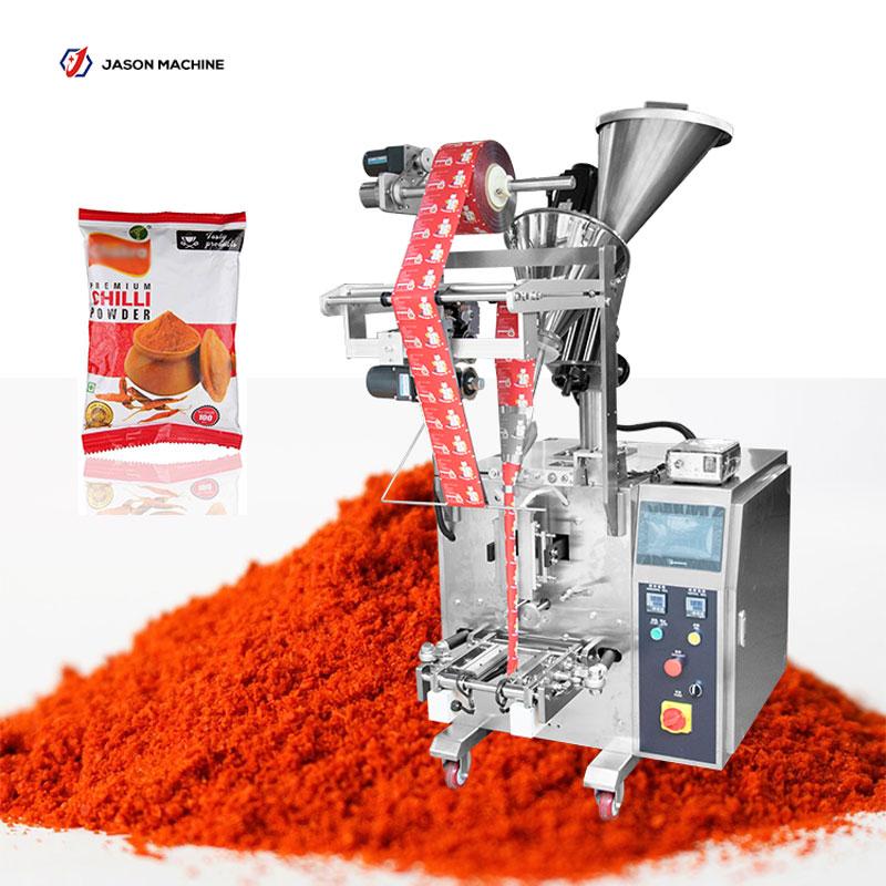 Full automatic chilli powder packing machine