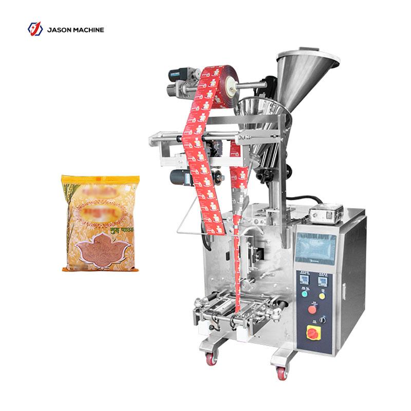 Full automatic jaggery powder packing machine