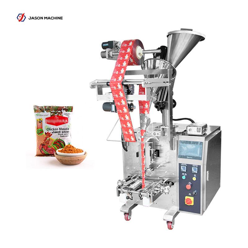 Full automatic pouch masala powder packaging machine