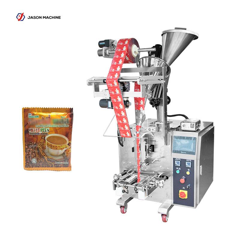 Full automatic sachet instant coffee powder milk tea powder packing machine
