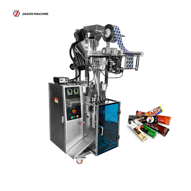 Full automatic small pouch instant coffee powder tea powder packing machine