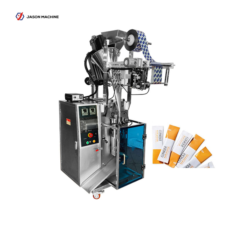 Full automatic stick package vitamin powder packaging machine