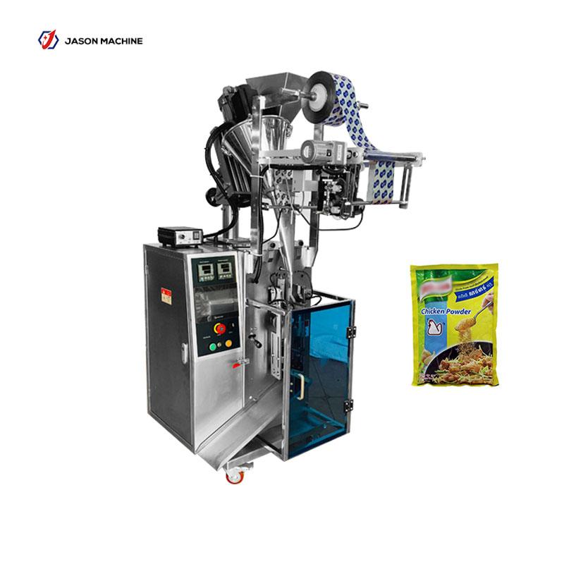 Full automatic sachet chicken seasoning powder packing machine