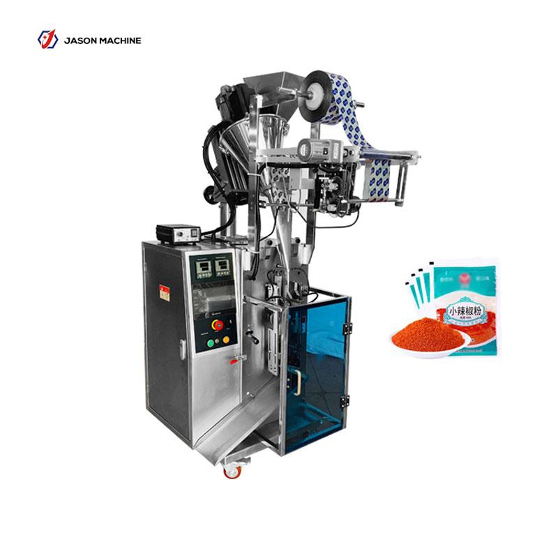 Full automatic sachet spice seasoning powder packing machine