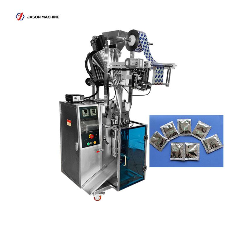 Automatic pouch sealing sachet seasoning powder packing machine