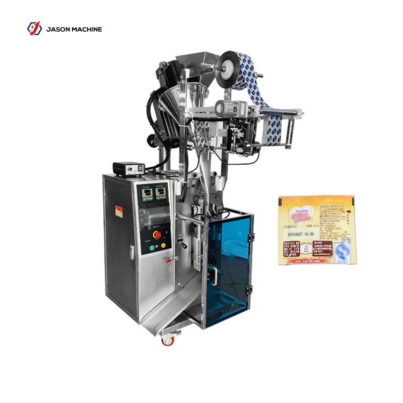 Full automatic instant coffee cream powder packing machine