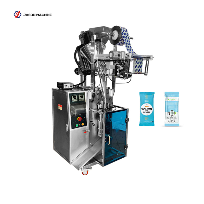 Full automatic instant soy milk powder coconut milk powder packing machine