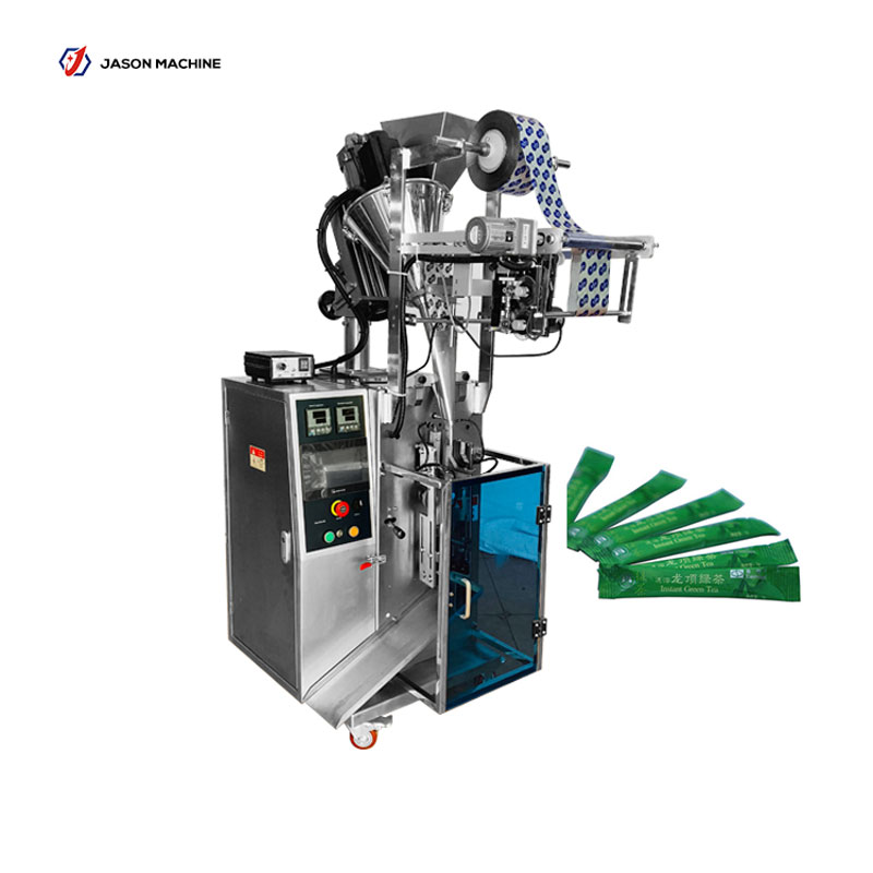 Automatic pouch tea powder packing machine