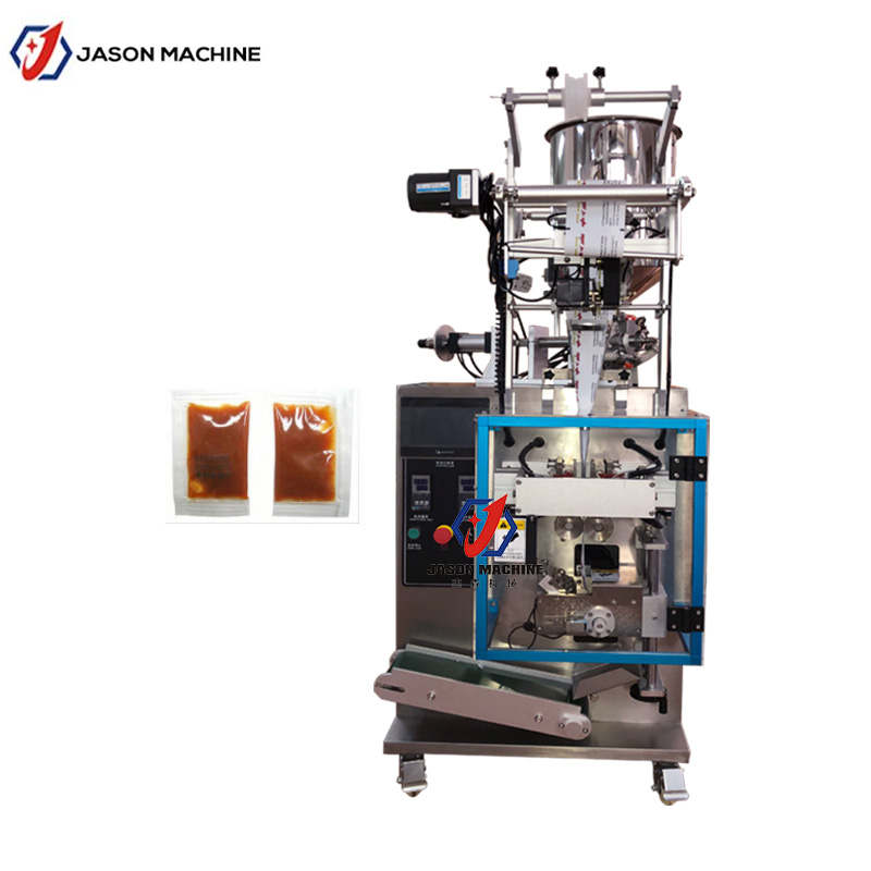 Automatic Edible Sunflower Oil pouch Packaging Machine