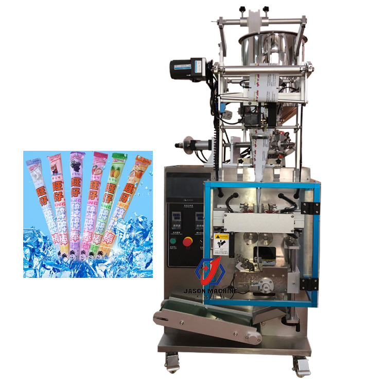 Automatic fruit juice ice lolly liquid bag filling machine