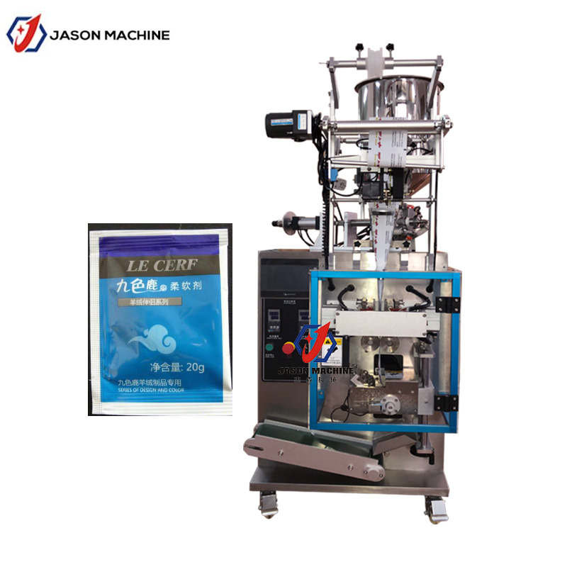 Liquid Washing Detergent Small Bag Packing Machinery
